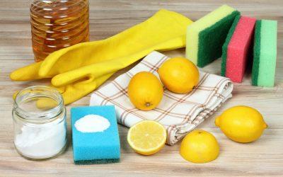7 chemiefreie Tipps für den Frühjahrsputz