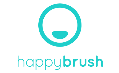 happy brush